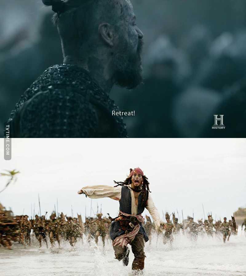 Harald be like...