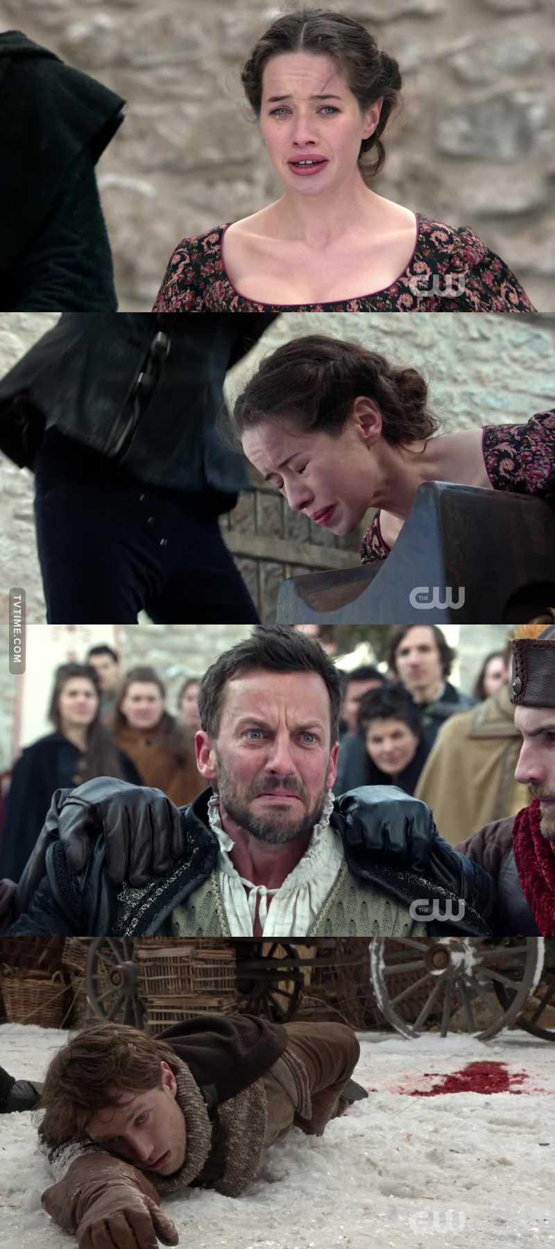 Mais quel épisode 🤦🏼♀️😫 jai cru jusqu'au dernier moment que Lola serait sauvée... et Leith 😭 OMG