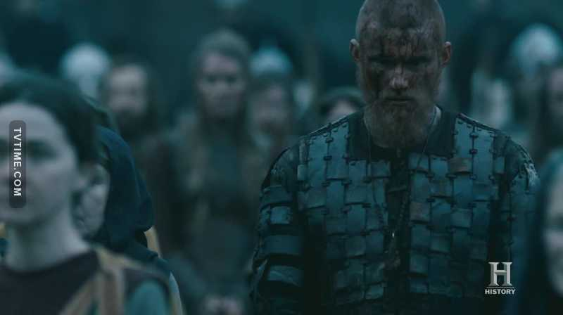 Bjorn he's a beast ....  One of the best war scene   And where is lagetha