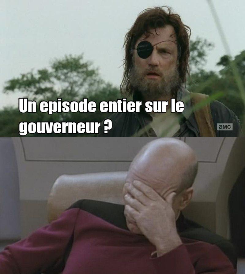 Je déteste le gouverneur... --'