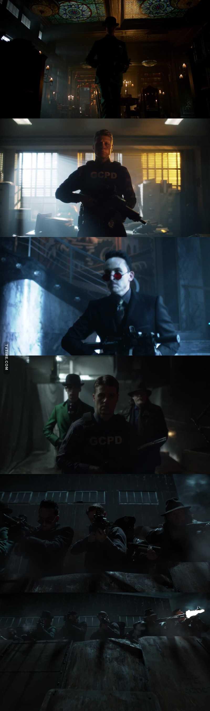This is Gotham Man