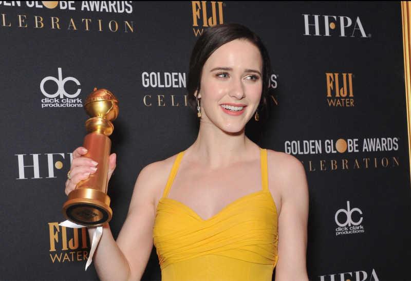 Yeeeah she won it again 🤩💛💛💛 #goldenGlobes2019