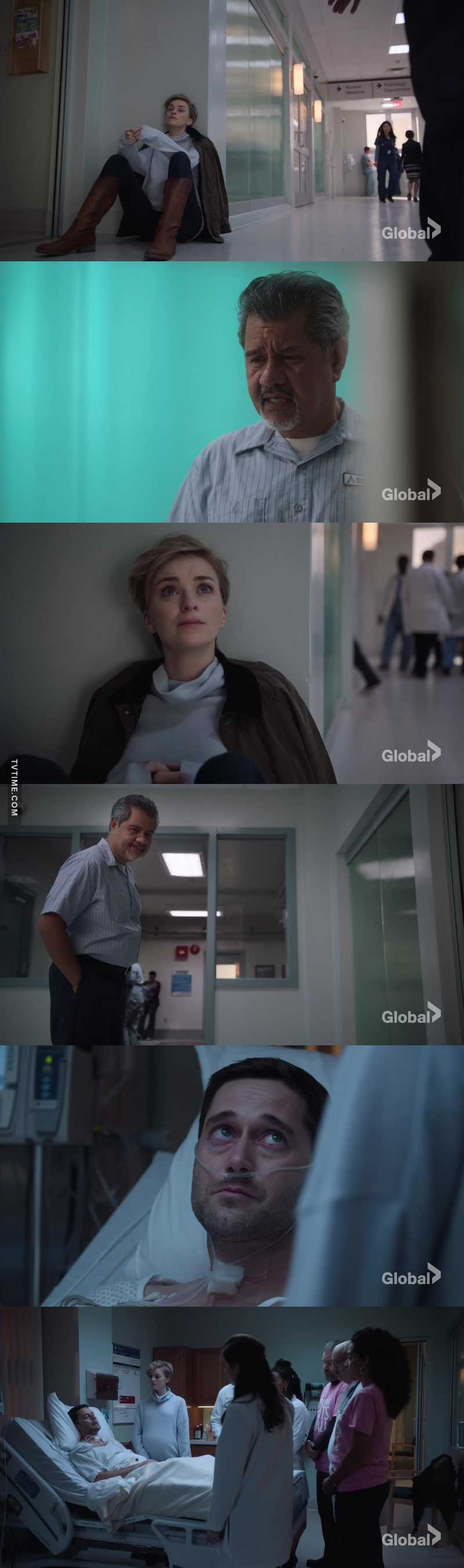 Even the janitors are rooting for Max! Max has affected all of their lives! Every single person he has come in contact with. If that is not enough to keep him around, I don't know what is!