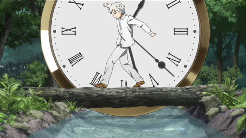 These scenes with Norman and the clock were AMAZING KSLSJK