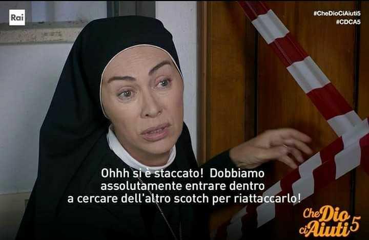 Più Suor Angela per tutti ❤️