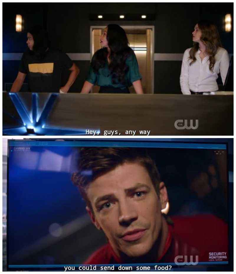 😂😂😂ohh  poor barry Wat a great episode. nora really needs to stops screwing up