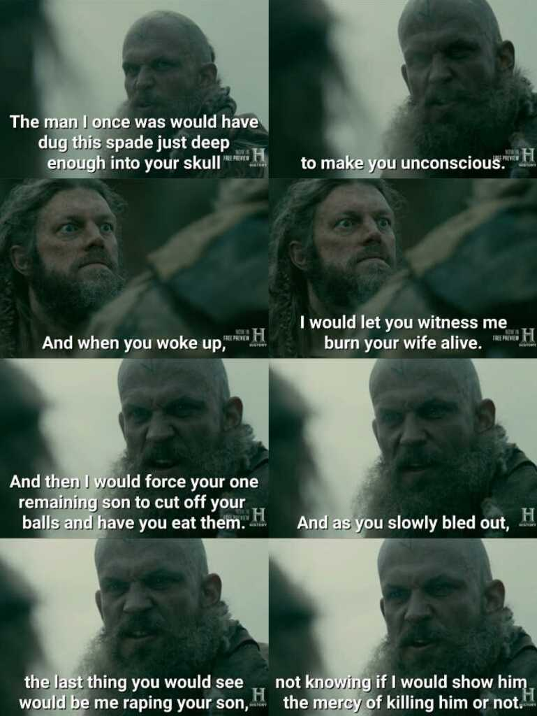 This is the old Floki I remember and I love ❤️
