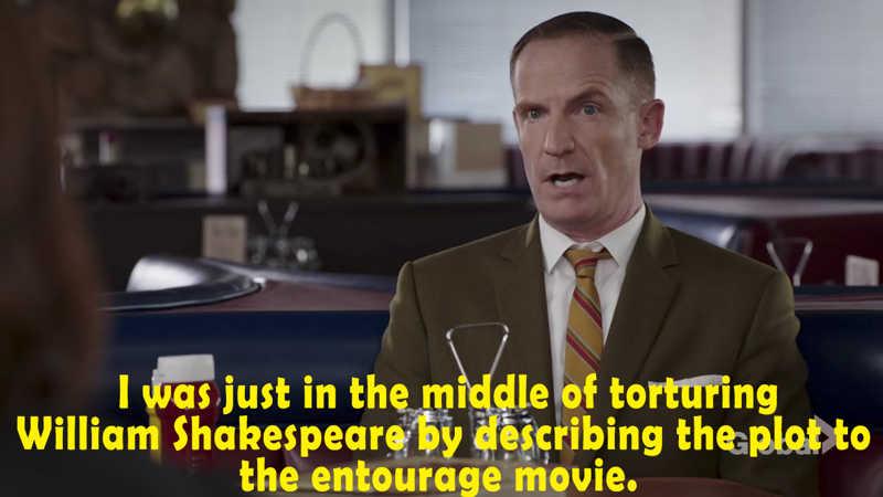 Poor Shakespeare 😅