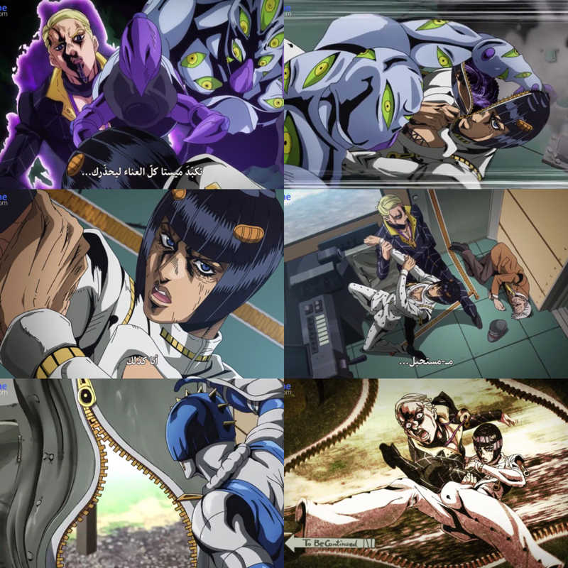 I can't wait to see Buccellati defeating him 😍🔥🔥