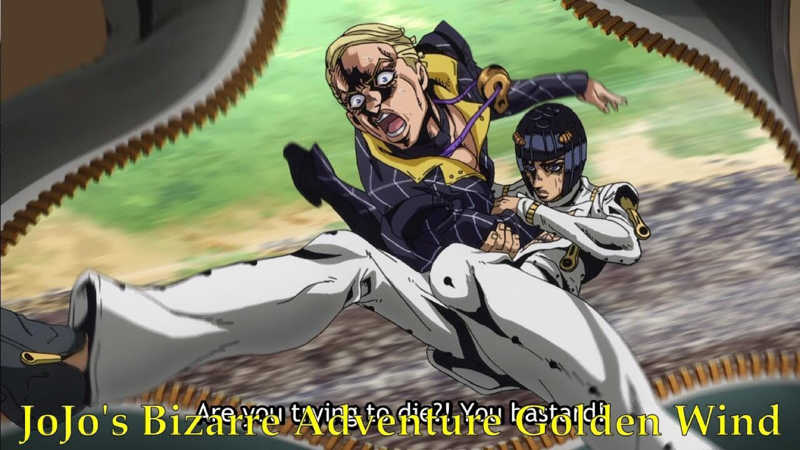 Epic episode Okay this was great especially the scene when Number 5 was lamenting, concerned for Mista. The ending was fantastic too! Looking forward to next weeks episode