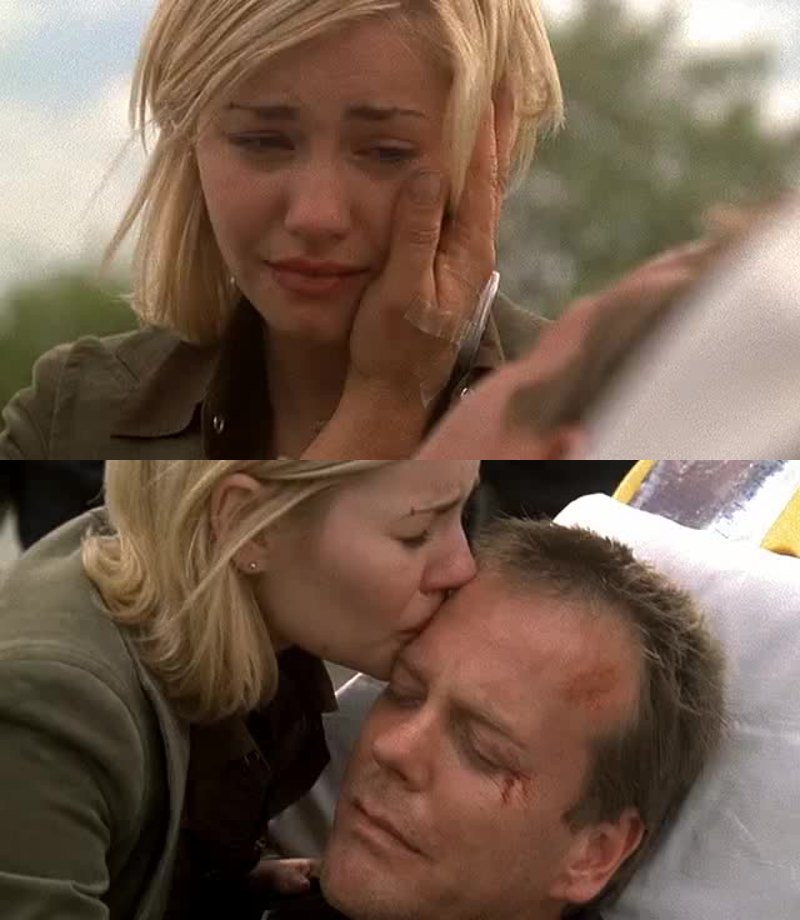 This season was full of emotion between jack and his daughter 😭
