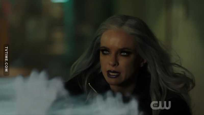 Killer Frost was awesome in this episode