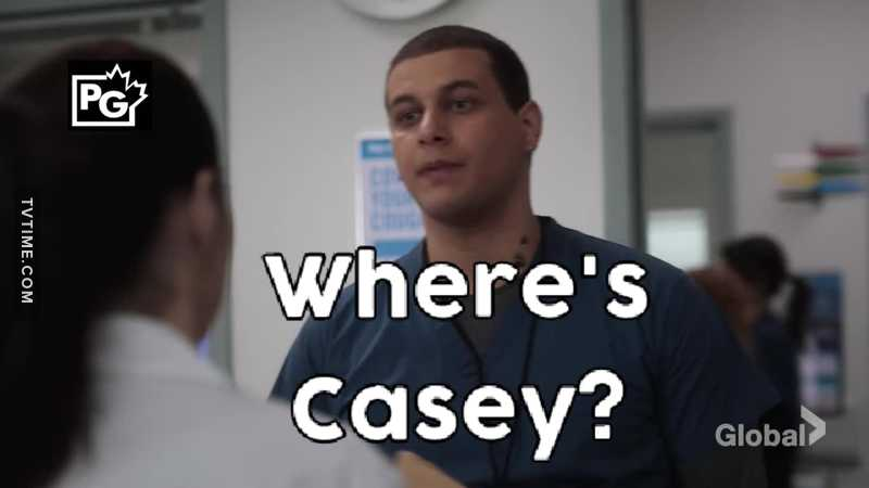 Am I the only one still wondering where Casey went!?