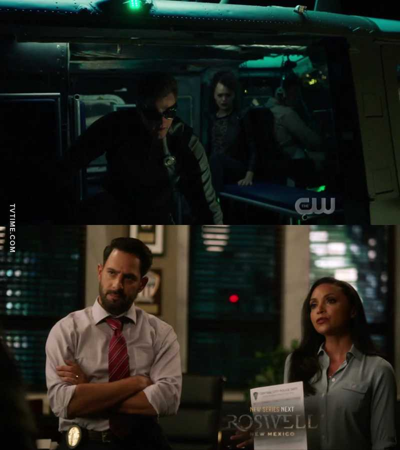Everybody is taking about Killer Frost,Barry and Nora but what about them?