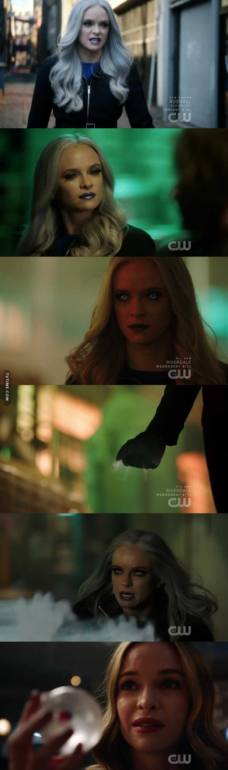 Killer Frost does not need weapons. She IS the weapon 💣💥😎😍🔥