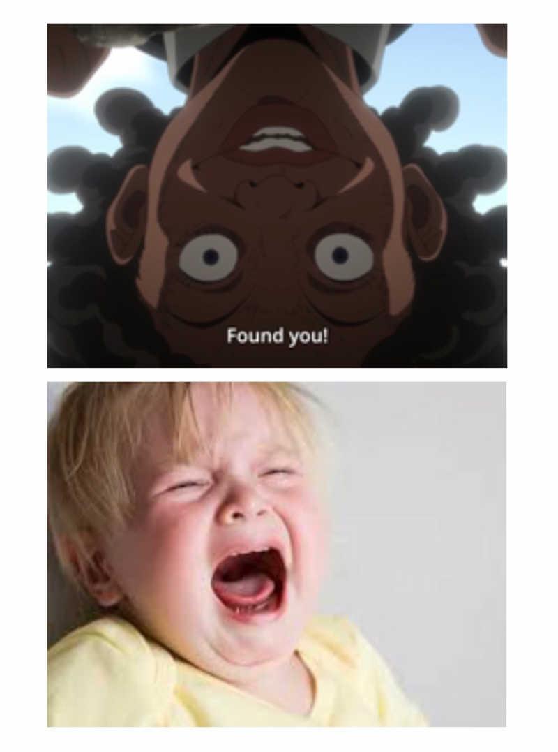 My reaction...