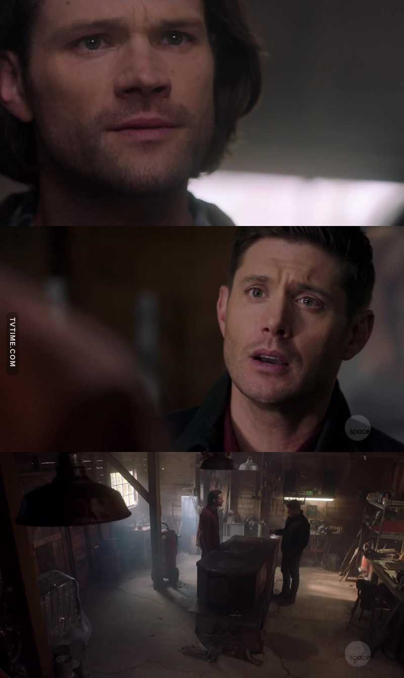 That was so heartbreaking, I don't even want to know how Castiel is going to react 💔