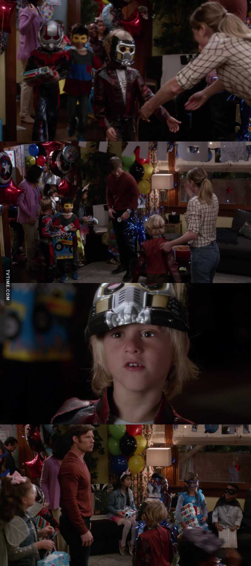 I loved this little Grey's Anatomy and Avengers crossover 😂❤️