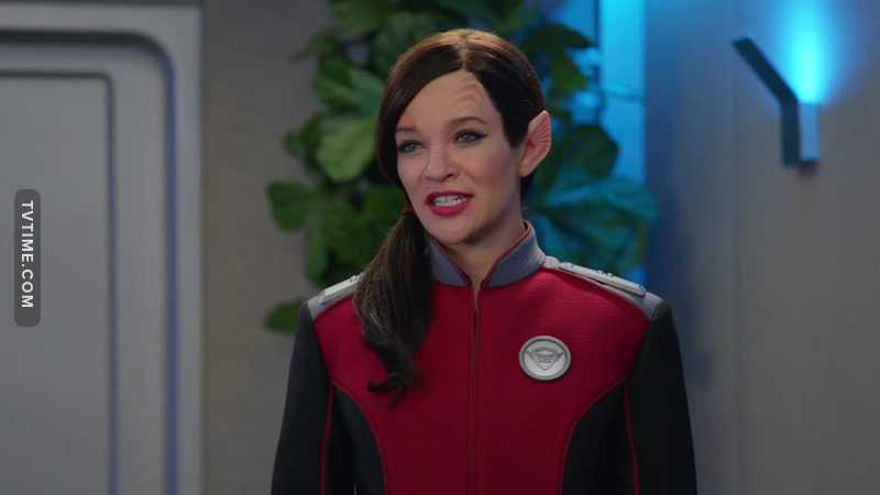 She's starting to grow on me. Still miss Alara though😞. Great episode that mixes tesion and comedy.