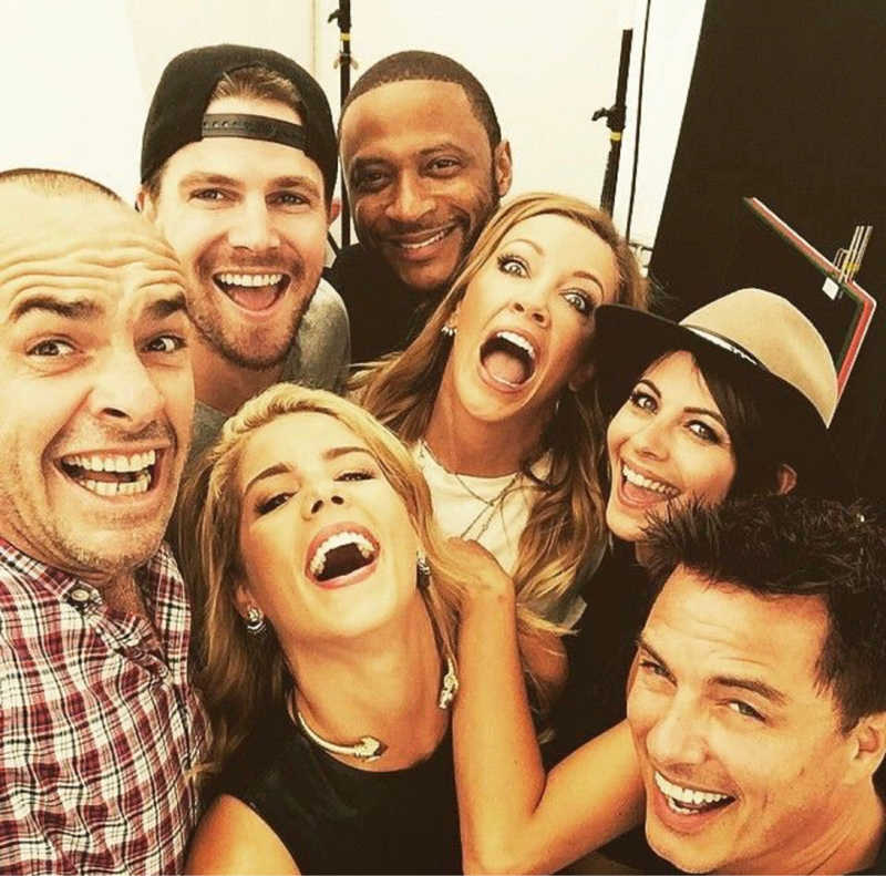 Who else misses the old cast???😩