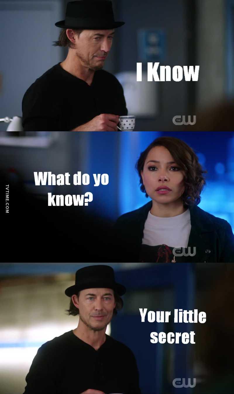 The Reverse Flash will make sense soon 😇
