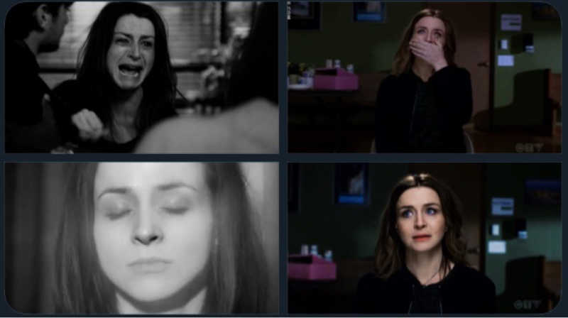 """Most of my life I have been chasing the kind of high that I feel right now. And I'm so incredibly grateful to be sober, to be present enough to have felt every terrifying, exhilarating, imperfect moment."" The importance of this. This is definitely the best character development of the whole show. And Caterina. Caterina Scorsone is extraordinary. Her portrayal of Amelia is just perfect."