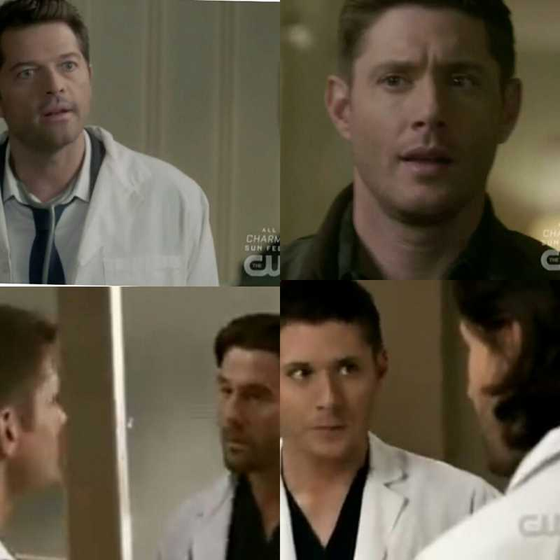 """""""Doctor."""" """"Doctor."""" reminds me of a certain scene..."""