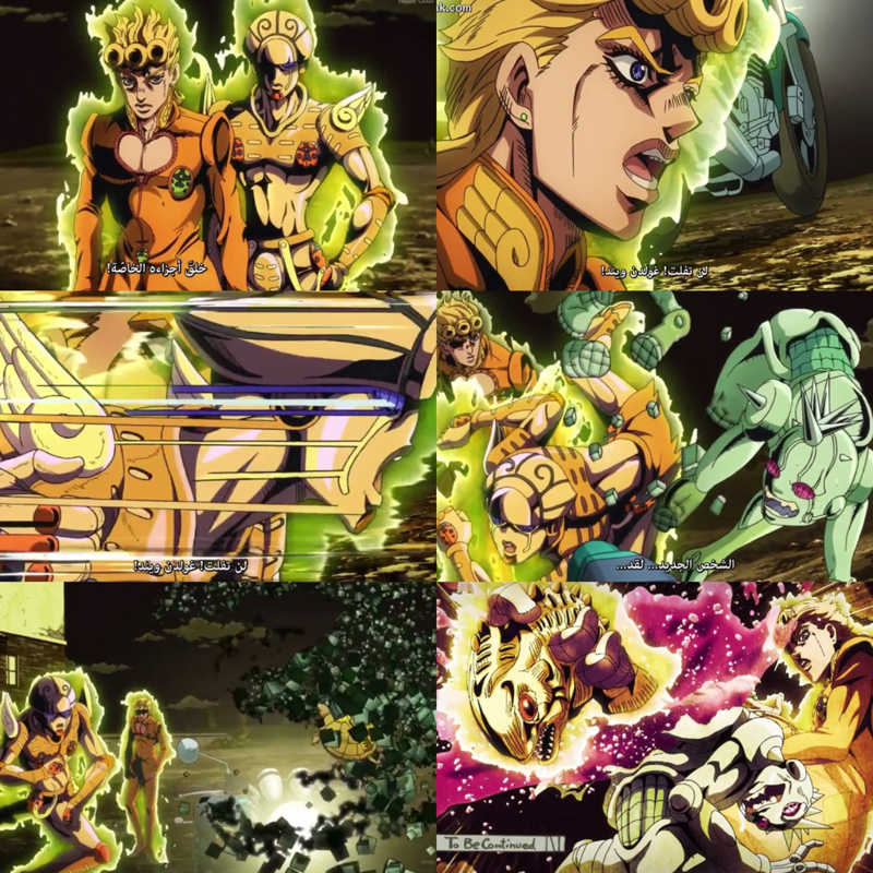 Giorno was on fire & I can't wait to see the next episode 😍😍🔥🔥