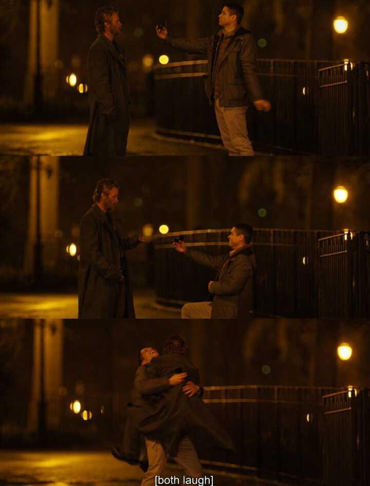 a cute scene ❤