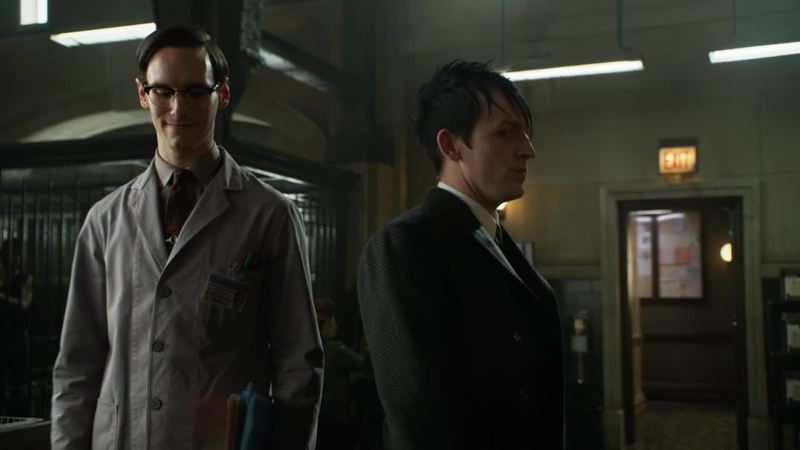 Neither of them know at that moment that one they they will be two of the most dangerous and powerful criminal minds