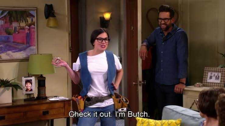 More Butch Elena this season 🎉🎉 I was losing hope