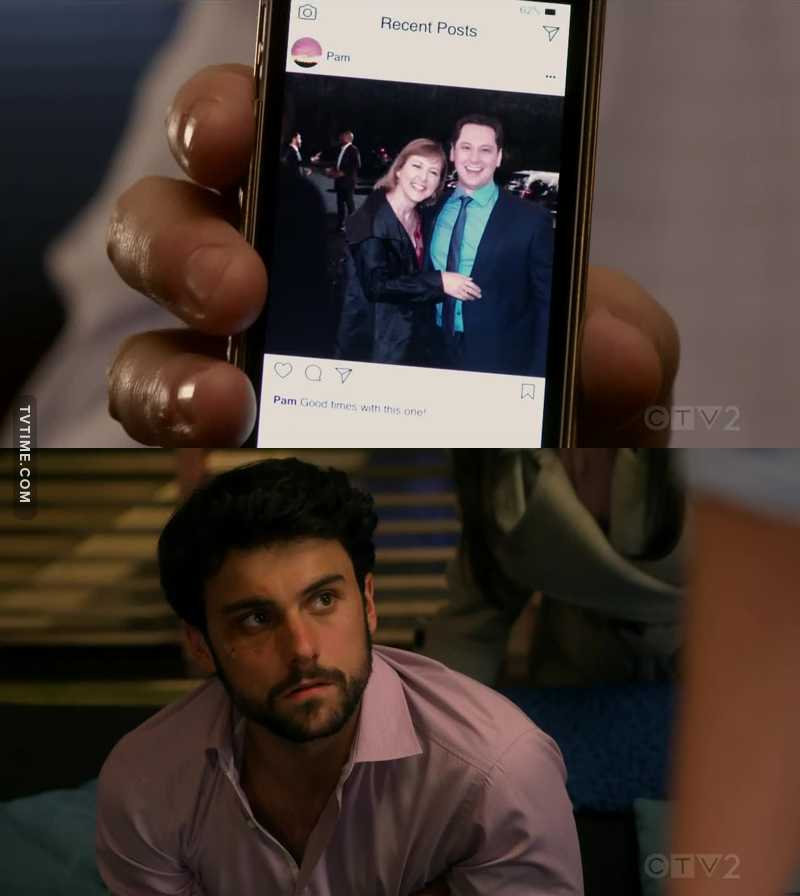 Why did Connor's mum think it was a good idea to share the photo of her and Ashur? And I am not even saying that because of Nate and Miller. Its because it would just make Ashur and Connor's friendship more awkward since he caught them together.