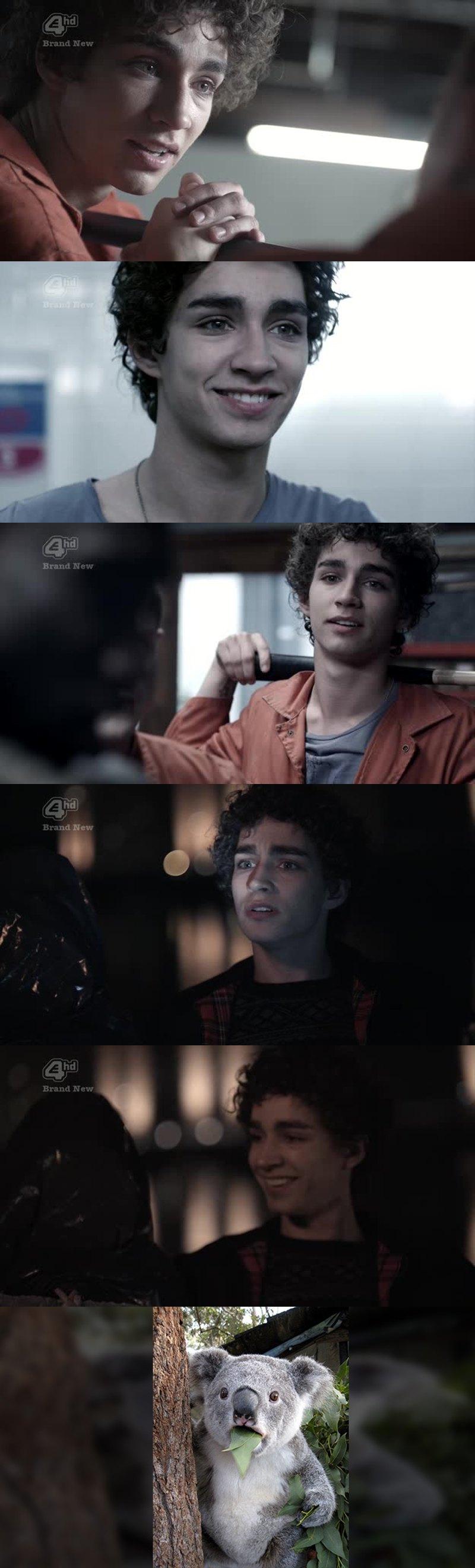Nathan est bcp trop mignon j'arrive pas me faire concentrer sur les autres personnages...