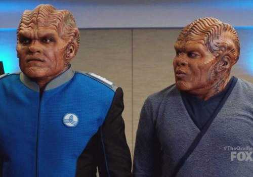 Why is every other episode about Bortus and Moclan culture? Are there no other interesting planets in the Union? I think they gave Kelly the short shift by ending her relationship with Cassius. I never shipped them but the breakup was so abrupt, especially since it was shuffled into the background.
