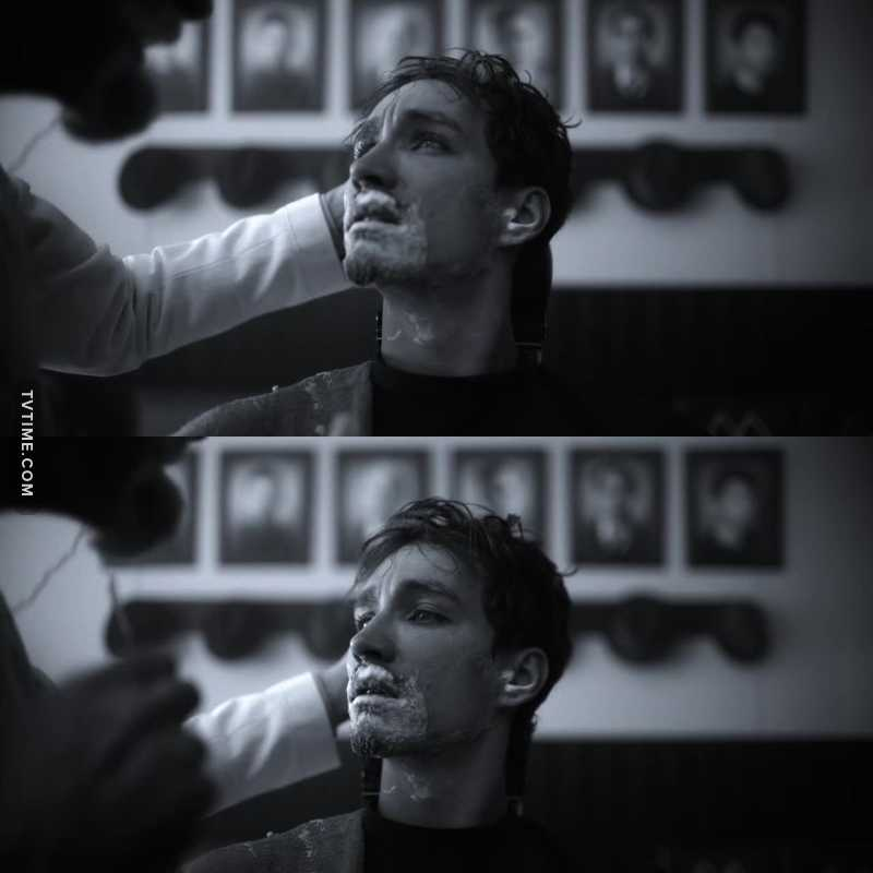 can Robert Sheehan get a round of applause for the spectacular acting he gave us in this scene please👏🏼👏🏼