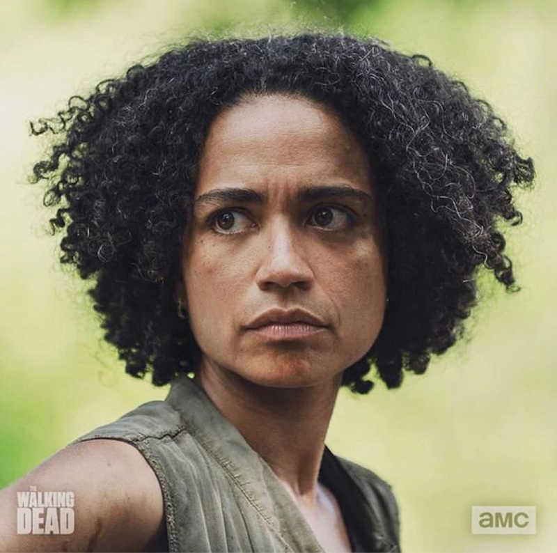 I love Connie, she's a real hero, hope she stays alive!