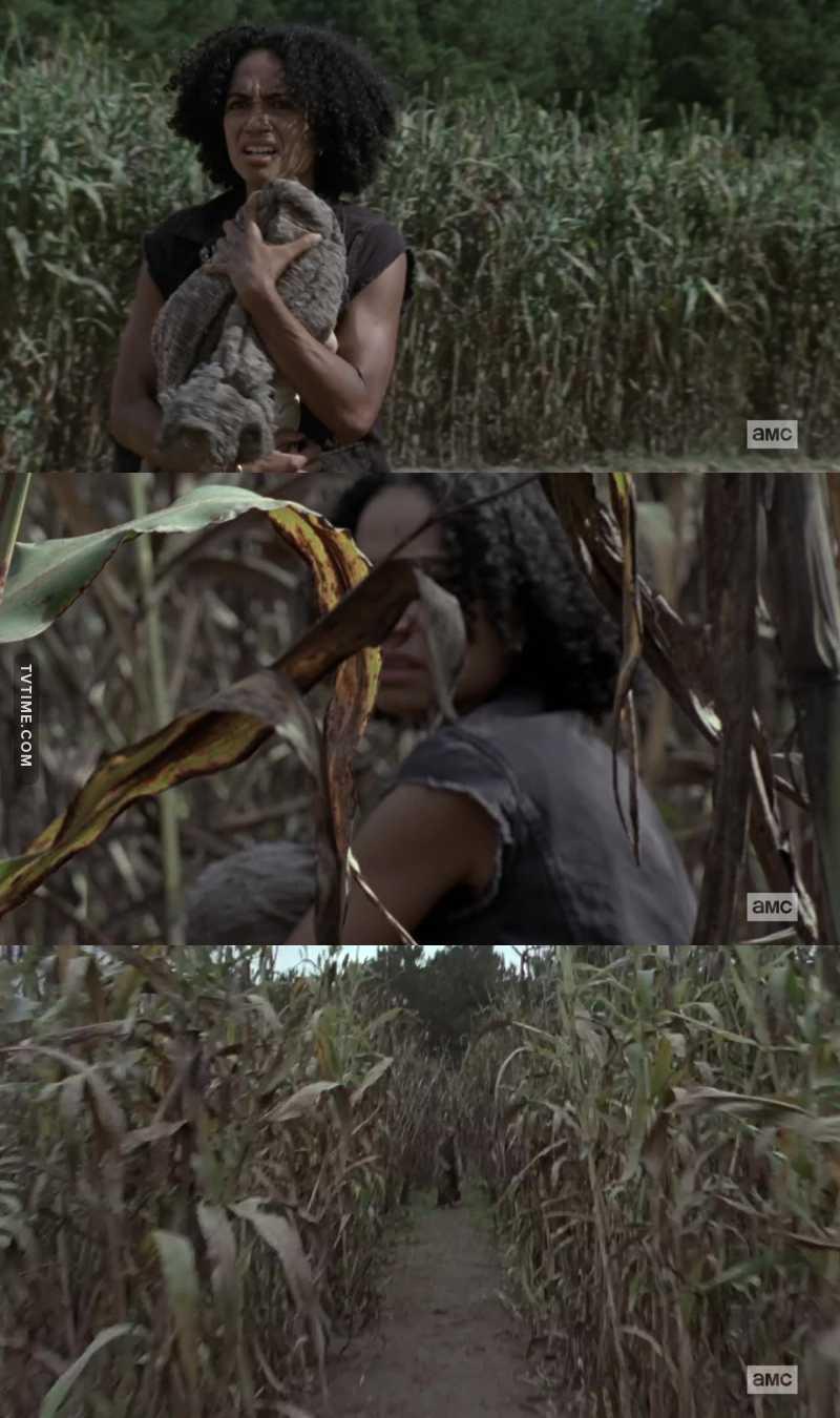 This scène is amazing !!! 😮😮
