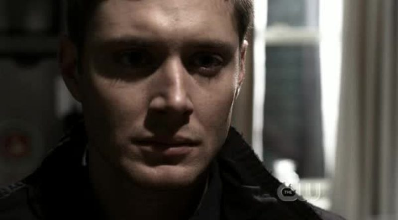 The way dean flinched when sam shot... Right in the feels