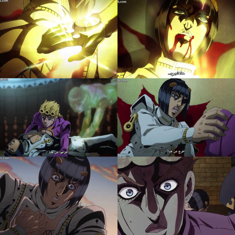 He definitely died for couple of seconds but how did he returned from the dead. I have two theories, the first one is Giorno unlocked a new ability of his own, the second one is because of Trish's stand ability that we don't know yet. I believe the first one more but we will see soon enough what really happened but Buccellati is definitely in borrowed time 😅😅😅💔💔💔