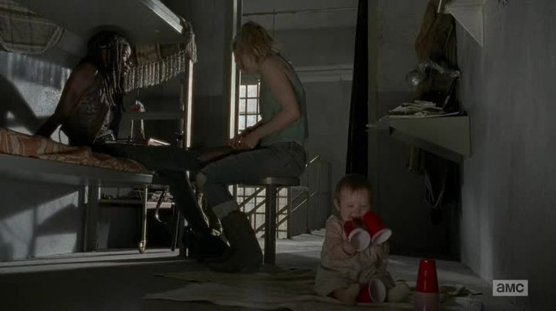 This show can get very creepy but Judith here is soo cute