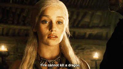 "In the end, Diaz was no true ""dragon"""