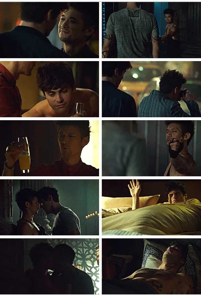 Best thing I've ever seen Malec ❤️