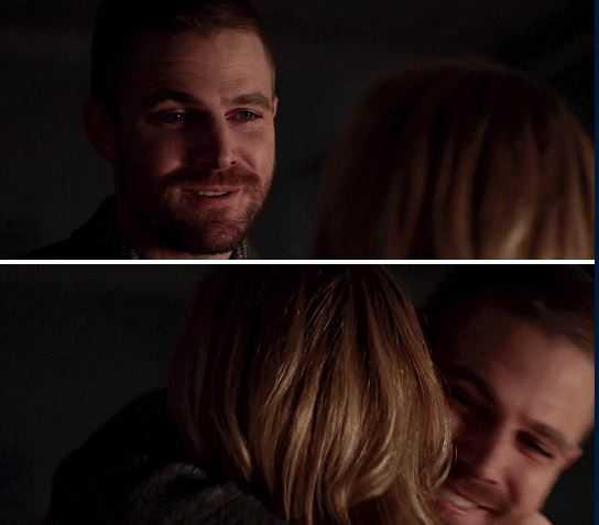 Oliver's smile 😭🤧💚