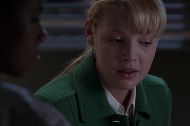 OMG, never would imagined this. Izzie is the best!