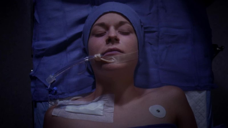 I'm not allowed to like anyone in Grey's anymore, cause everyone I like ends up dead!
