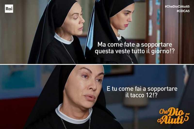 Amen, sorella!😅