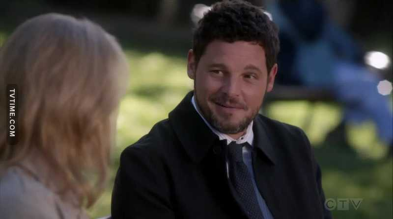 alex karev's smile is everything ♥