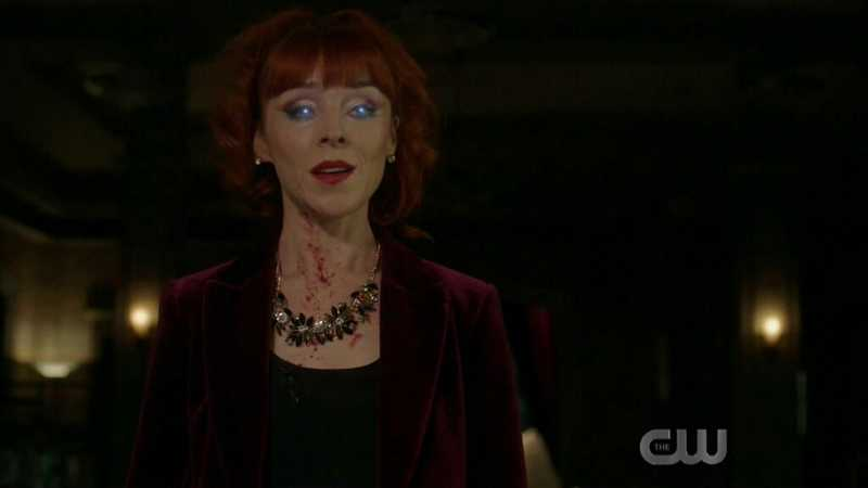 Rowena said yes because she loves the Winchesters. And wanted to protect them. 😭😭😭  She pretends she doesn't but she looooooves them.