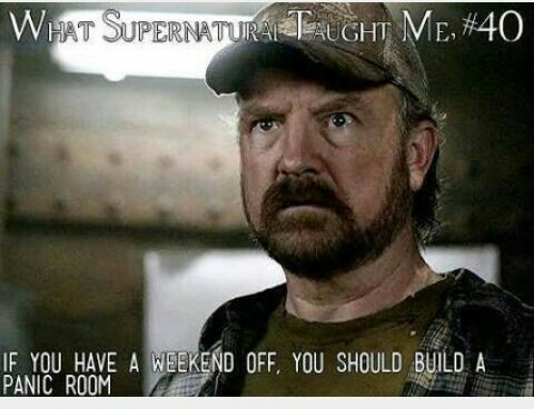 How can you not love Bobby? He's badass *-*