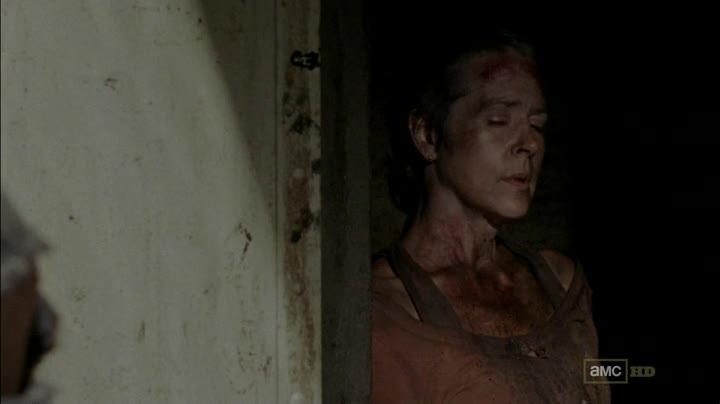 Yaaaaay !!! Carol's alive :D